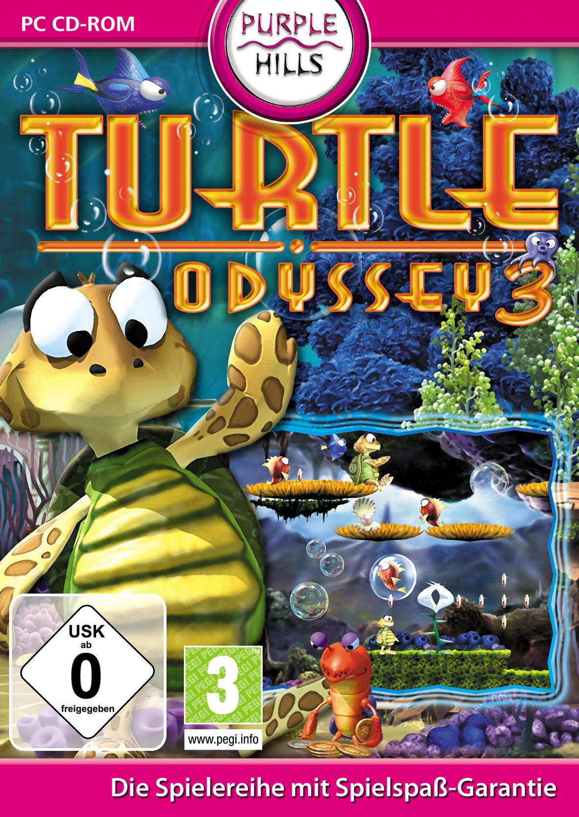 Turtle Odyssey 3